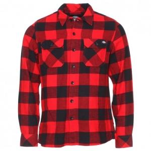 Chemise à carreaux Sacramento Dickies rouge et noire - 34€30 au lieu de 49€