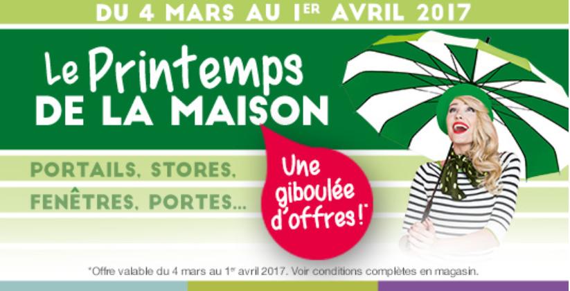 Promotions Lexpert Fenêtre Mars 2014 Equipement Maison