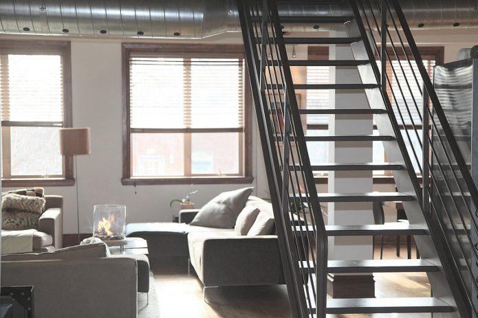 Appartement rénové avec mezzanine